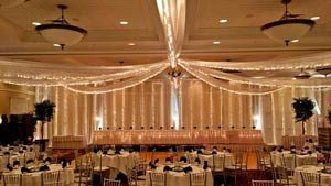 Events - white wedding